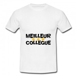 T-Shirt Collégue