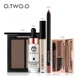 Kit maquillage 5 pcs O.TWO.O