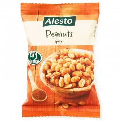 Alesto Peanuts with spices, 150 g