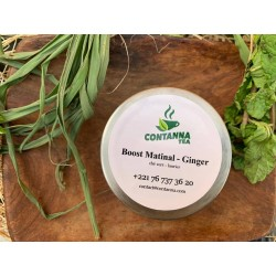 Contanna Tea: Boost Matinal Ginger