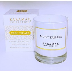 Bougie Parfumée Musc Tahara - Karamat Collection