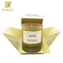 Bougie Parfumée Musk - Karamat Collection