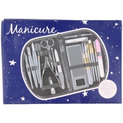 Kit de manucure 19 pieces